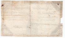 France 50 Livres France assise - 14-12-1792 - Sign. Linreler - PTB