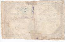 France 50 Livres France seated - 14-12-1792 - Sign. Lehu - F