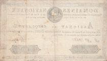 France 50 Livres Louis XVI - 31-08-1792 Série F - TTB