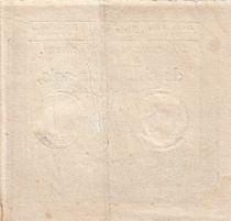 France 50 Sols Liberté et Justice (23-05-1793) - Sign. Saussay