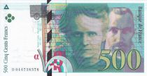 France 500 F Pierre and Marie Curie - 2000 D.044738578