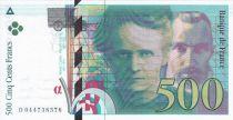 France 500 F Pierre et Marie Curie - 2000 D.044738578
