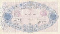 France 500 Francs - 26-08-1937 Serial D.2679 - VF