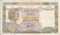 France 500 Francs La Paix - 17/05/1944 Série R.8105