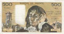 France 500 Francs Pascal - 02-01-1969 - Série B.8