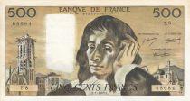 France 500 Francs Pascal - 02-01-1969 - T.8