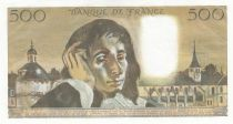 France 500 Francs Pascal - 02-01-1969 - V.10