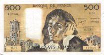 France 500 Francs Pascal - 02-12-1971 Série H.26 - PTTB