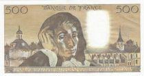 France 500 Francs Pascal - 03-02-1977 - N.72 - NEUF