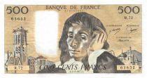 France 500 Francs Pascal - 03-02-1977 Série R.72 - TTB
