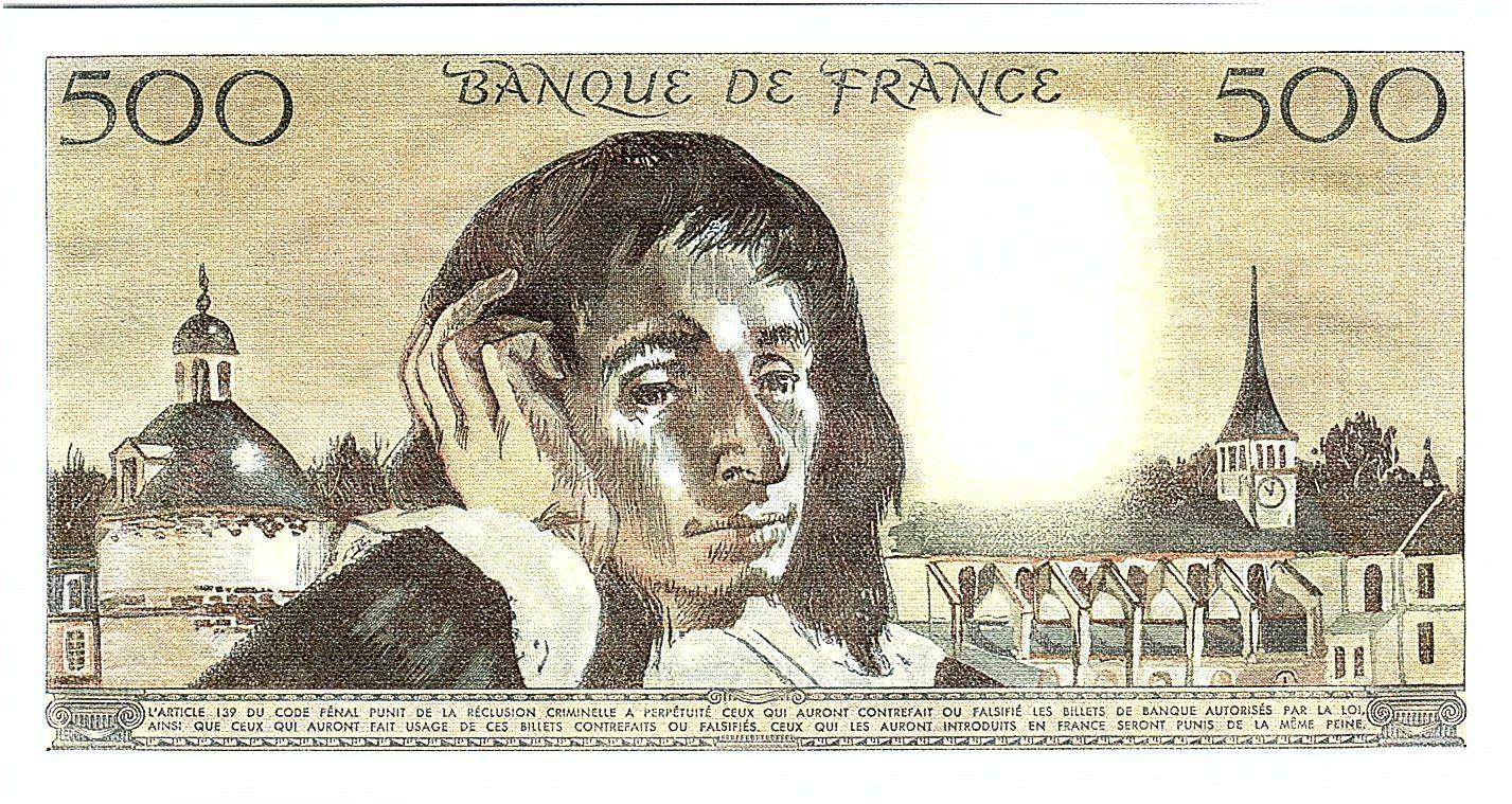 France 500 Francs Pascal - 05-07-1984 - P.210 - NEUF