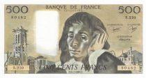 France 500 Francs Pascal - 05-07-1984 - S.210