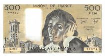 France 500 Francs Pascal - 05-07-1984 - Série R.210 - SPL