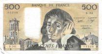 France 500 Francs Pascal - 05-08-1982 Série B.161 - TTB