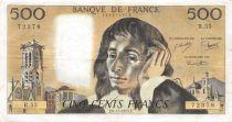 France 500 Francs Pascal - 06-11-1975 Série R.55 - TTB