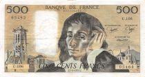 France 500 Francs Pascal - 07-06-1979 - Série U.106 - TTB