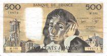 France 500 Francs Pascal - 07-06-1979 Série M.102 - TTB
