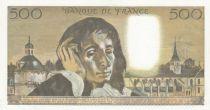 France 500 Francs Pascal - 08-01-1970 - B.16 - SUP