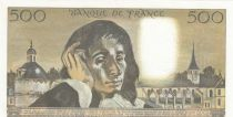 France 500 Francs Pascal - 08-01-1970 - O.17