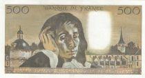 France 500 Francs Pascal - 086-01-1970 - H.16