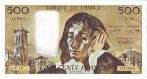 France 500 Francs Pascal - 1970