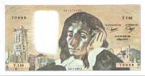 France 500 Francs Pascal - 1981 Error note - T.146