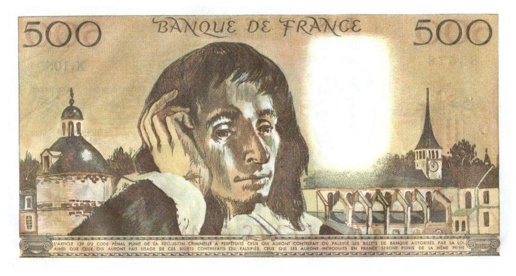 France 500 Francs Pascal - 7-6-1979 - X. 103