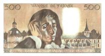 France 500 Francs Pascal - 7-6-1979 - Z. 101