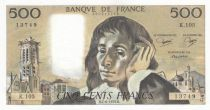 France 500 Francs Pascal - St Jacques Tower - 07-06-1979 - K.105 - UNC