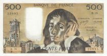 France 500 Francs Pascal - St Jacques Tower - 08-01-1970 - B.16 - XF