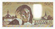 France 500 Francs Pascal - St Jacques Tower - 1970