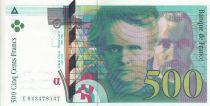 France 500 Francs Pierre et Marie Curie - 2000 Série E.043
