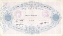 France 500 Francs Rose et Bleu - 09-12-1937 Série H.2746 - TTB