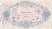 France 500 Francs Rose et Bleu - 15-04-1937 Série Z.2549 - PTB