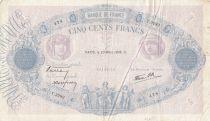France 500 Francs Rose et Bleu - 1939 - T3282