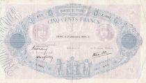 France 500 Francs Rose et Bleu - 21-12-1939 Série Z.3901