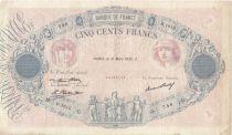 France 500 Francs Rose et Bleu - 31-03-1932 Série D.1815