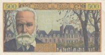 France 500 Francs Victor Hugo - 06-01-1955 Série E.66