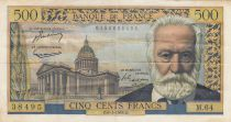 France 500 Francs Victor Hugo - 06-01-1955 Série M.64