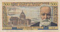 France 500 Francs Victor Hugo - 07-01-1954 Série G.2 - TB+