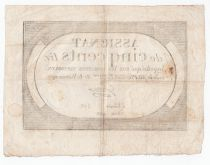 France 500 Livres 20 Pluviose An II (8.2.1794) - Sign. Gautier
