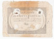 France 500 Livres 20 Pluviose An II (8.2.1794) - Sign. Goust