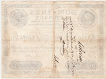 France 500 Livres Bust of Louis XVI - 19-06-1791 - Sign. Desrez - VF