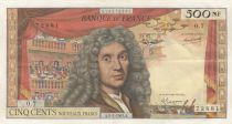 France 500 NF Moliere - 05-01-1961 Serial O.7 - VF