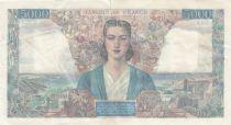 France 5000 Francs Empire Français - 08-03-1945 Série R.373- TTB