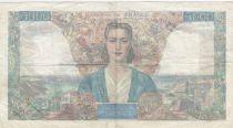 France 5000 Francs Empire Français 25-01-1945 Série V.234 - TTB