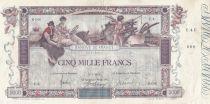 France 5000 Francs Flameng - 1918