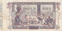 France 5000 Francs Flameng - 21-01-1918 - Série D.17 - TTB