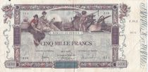 France 5000 Francs Flameng - 23-01-1918 Série Z.19- TTB