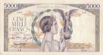 France 5000 Francs Victoire - 08-11-1934 Serial L.6